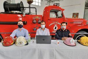 Avanza en Diputados un proyecto de beneficios a bomberos voluntarios