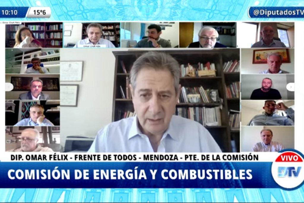 comision energia diputados 28 abril 2020