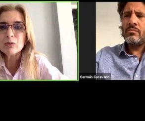 """Elías de Pérez y Garavano denunciaron el """"desmantelamiento"""" de programas vinculados a la Justicia"""