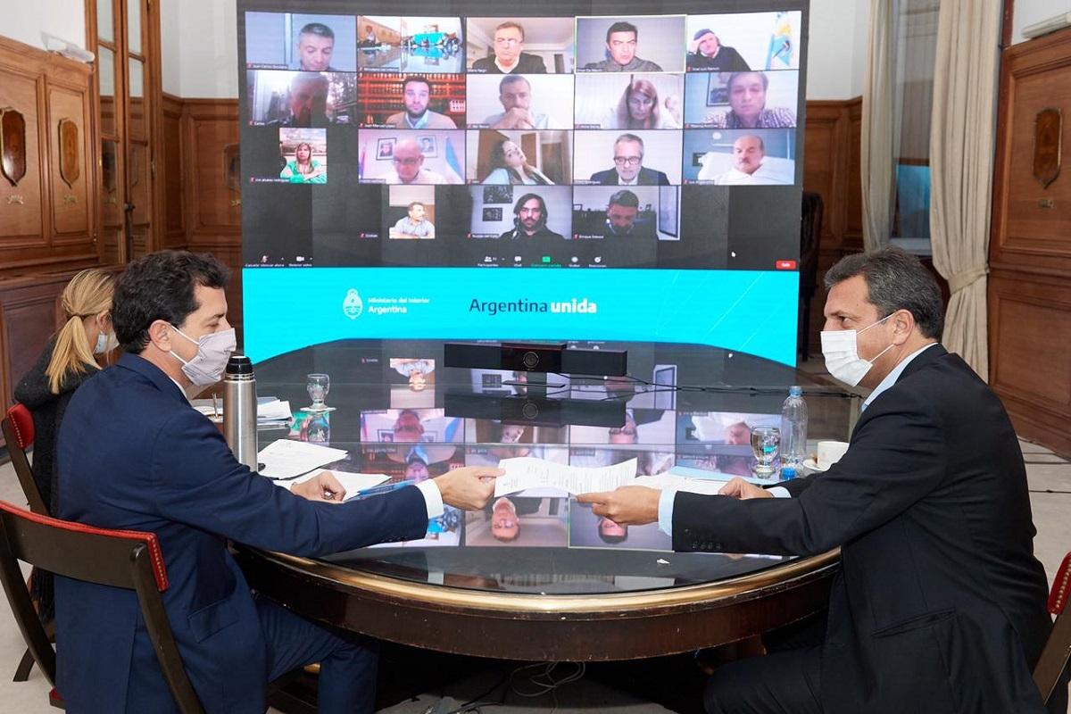 El Gobierno envió a la Cámara de Diputados el proyecto para postergar las elecciones