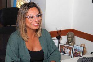 La diputada Cáceres, que dio a luz hace dos semanas, se contagió de Covid