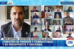Martínez defendió el proyecto de biocombustibles, pero la oposición mantiene las críticas