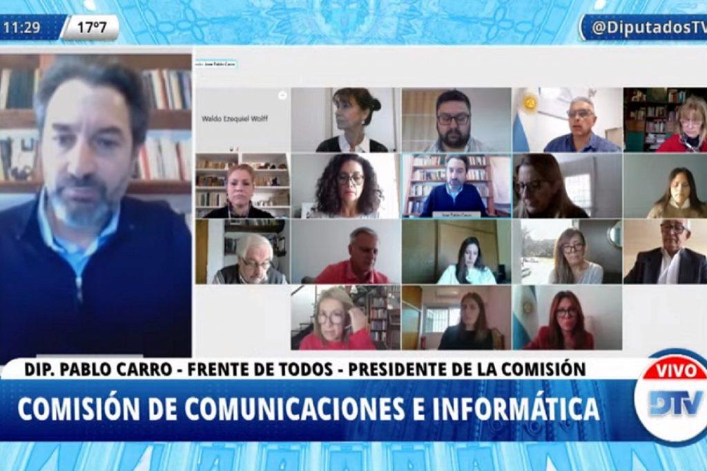 comision comunicaciones diputados 28 mayo 2021