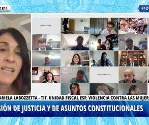 El FdT y la oposición volvieron a enfrentarse por la reforma del Ministerio Público Fiscal