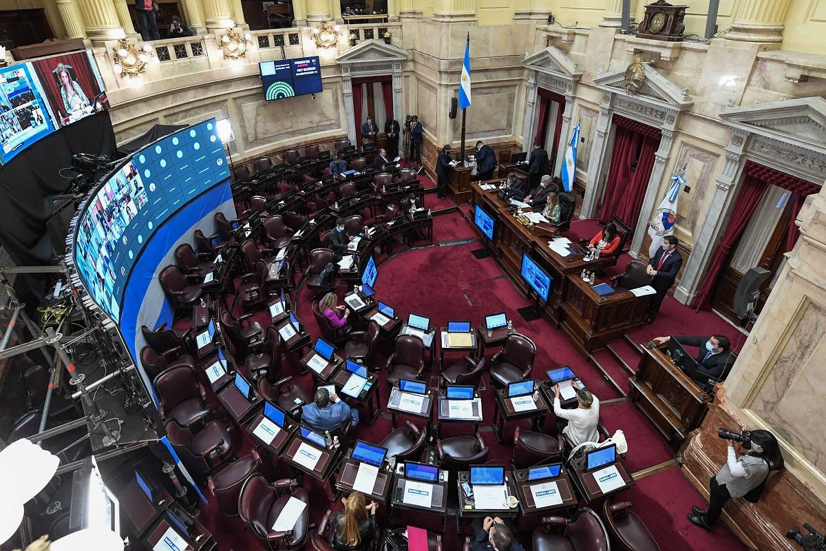 recinto senado sesion 20 mayo 2021