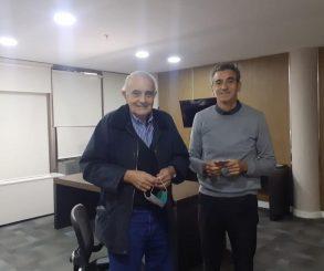 Randazzo se reunió con Asseff