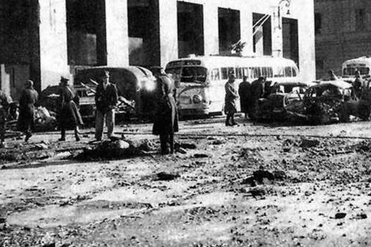 """Cristina recordó los 66 años del bombaerdeo a Plaza de Mayo: """"Barbarie antiperonista"""", definió"""