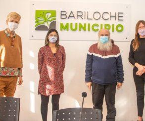 """Legisladoras patagónicas en la presentación del Programa """"Potenciar Empleo Verde"""""""