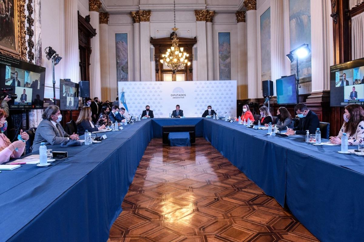 reunion diputados laboratorios 8 junio 2021