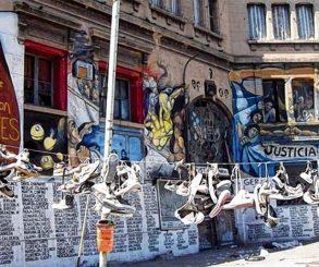 Buscan repudiar la vandalización al santuario de Cromañón