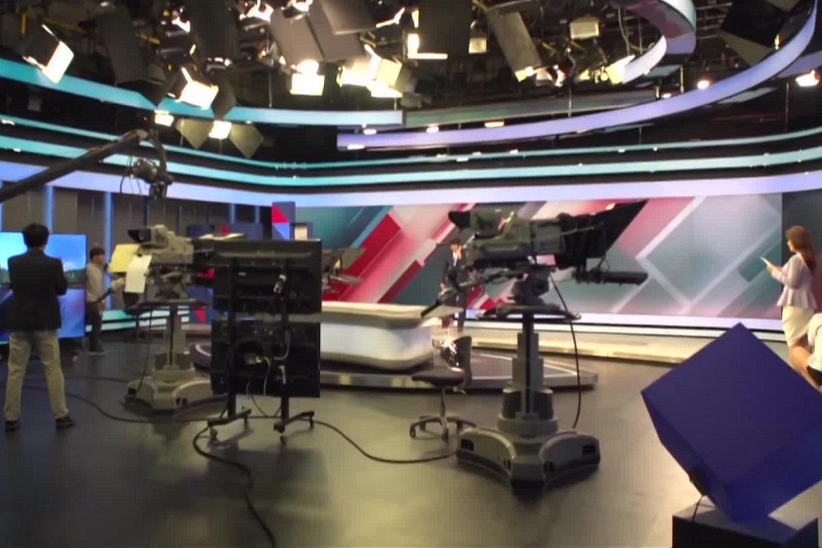 estudio television medios de comunicacion