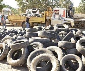 Senado verde: avanzó la ley de reciclado de los neumáticos fuera de uso