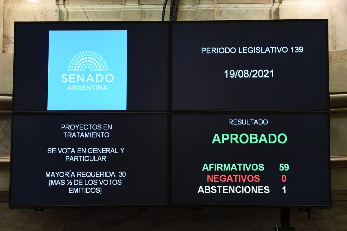 Con el rechazo de JxC sobre tres nombres, el Senado aprobó un paquete de pliegos judiciales