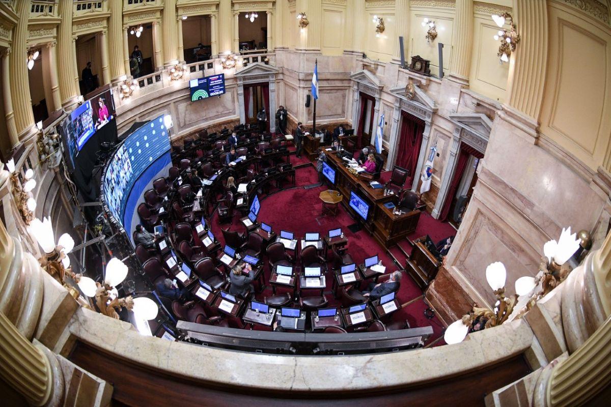 Sesiona el Senado a 24 días de las PASO