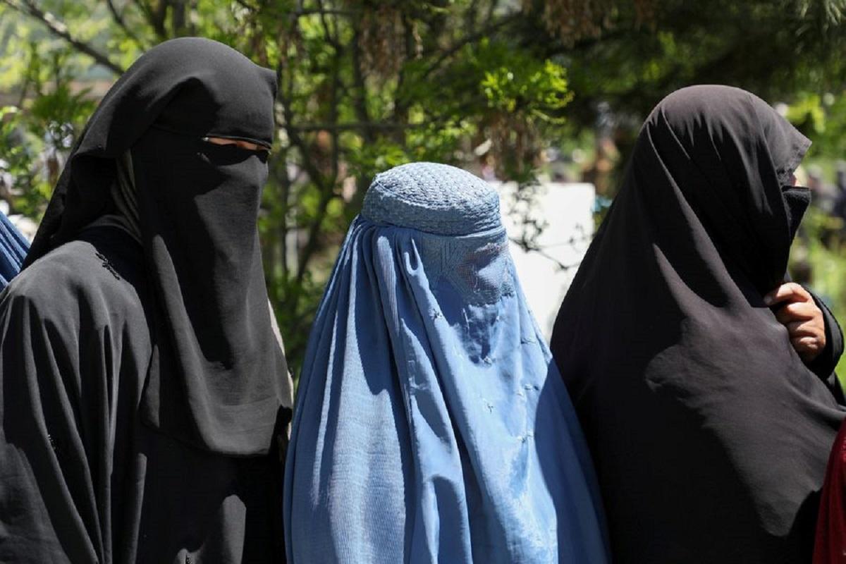 mujeres afganas afganistan