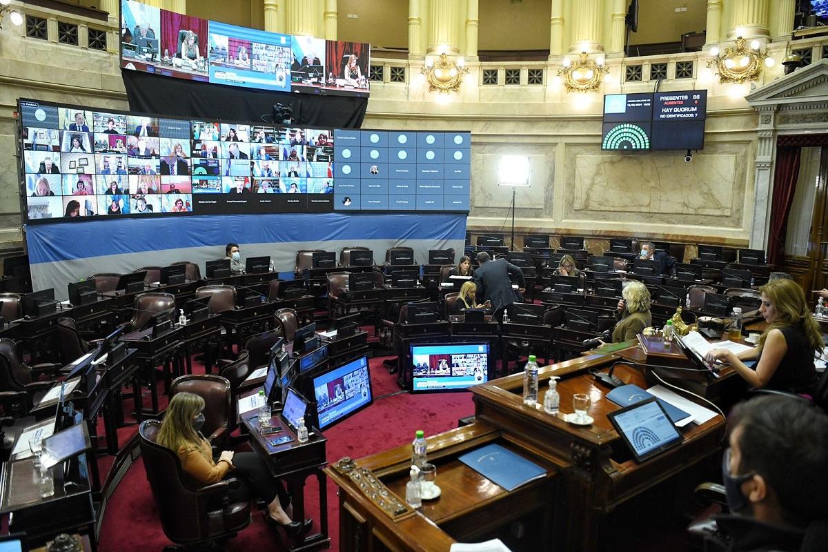 senado sesion 19 agosto 2021