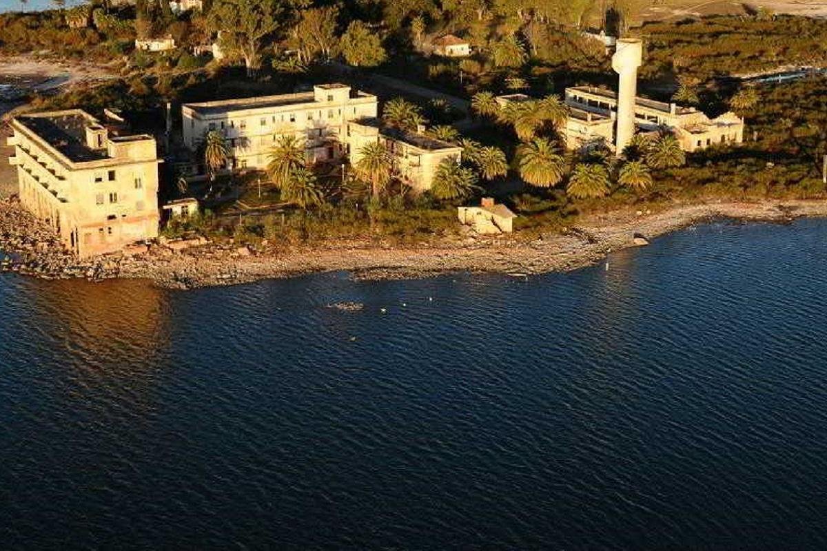 laguna mar chiquita parque ansenuza