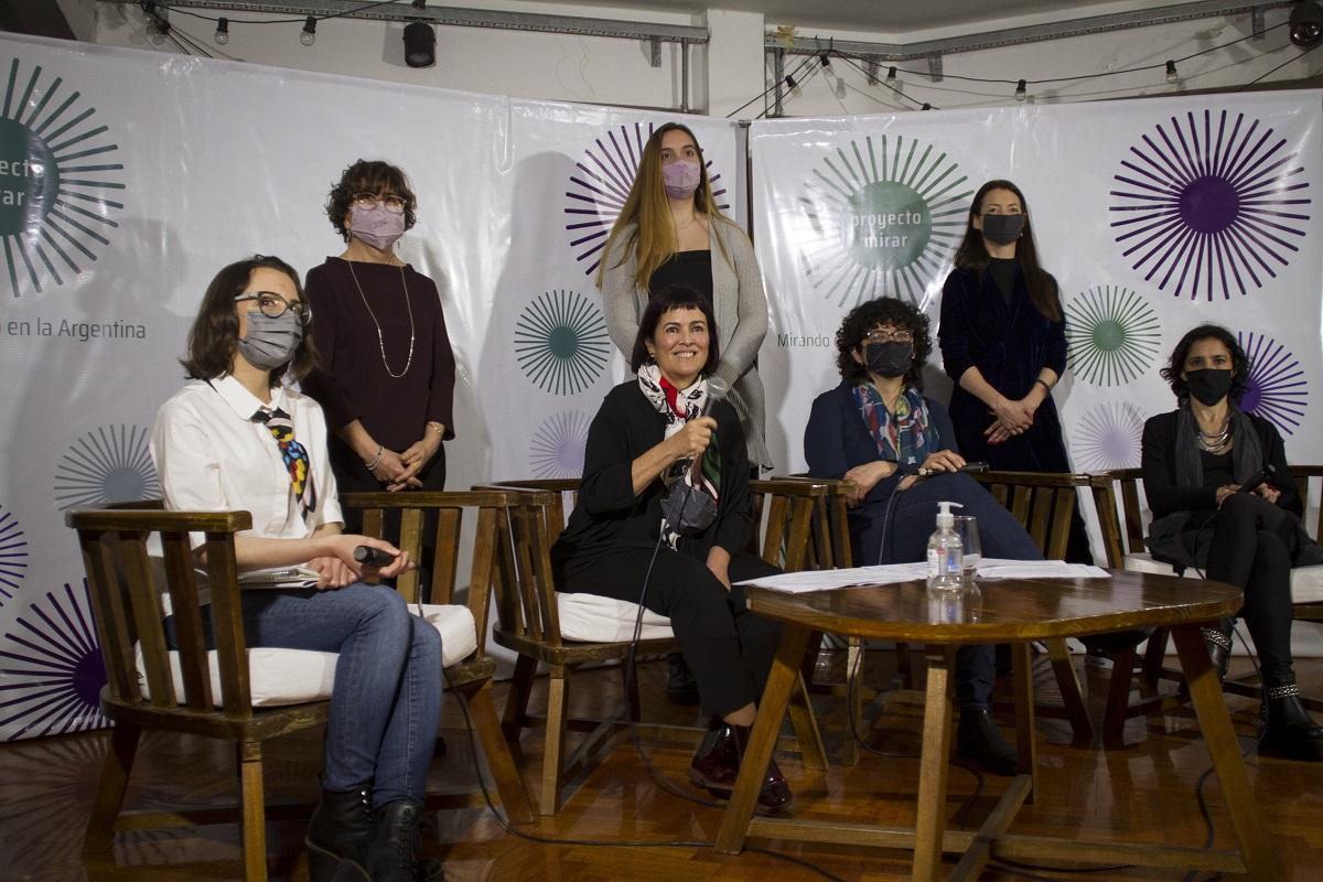 presentacion libro el aborto en argentina proyecto mirar