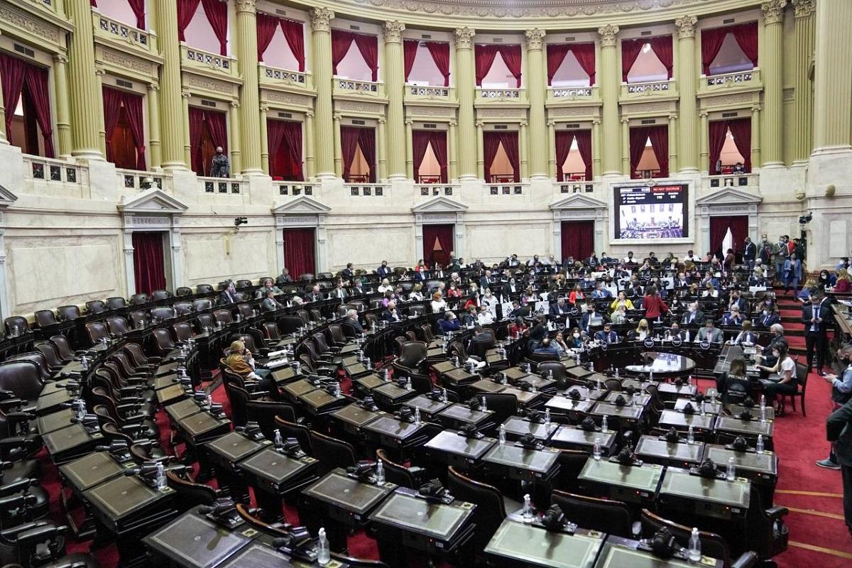 sesion en minoria etiquetado frontal diputados 5 octubre 2021