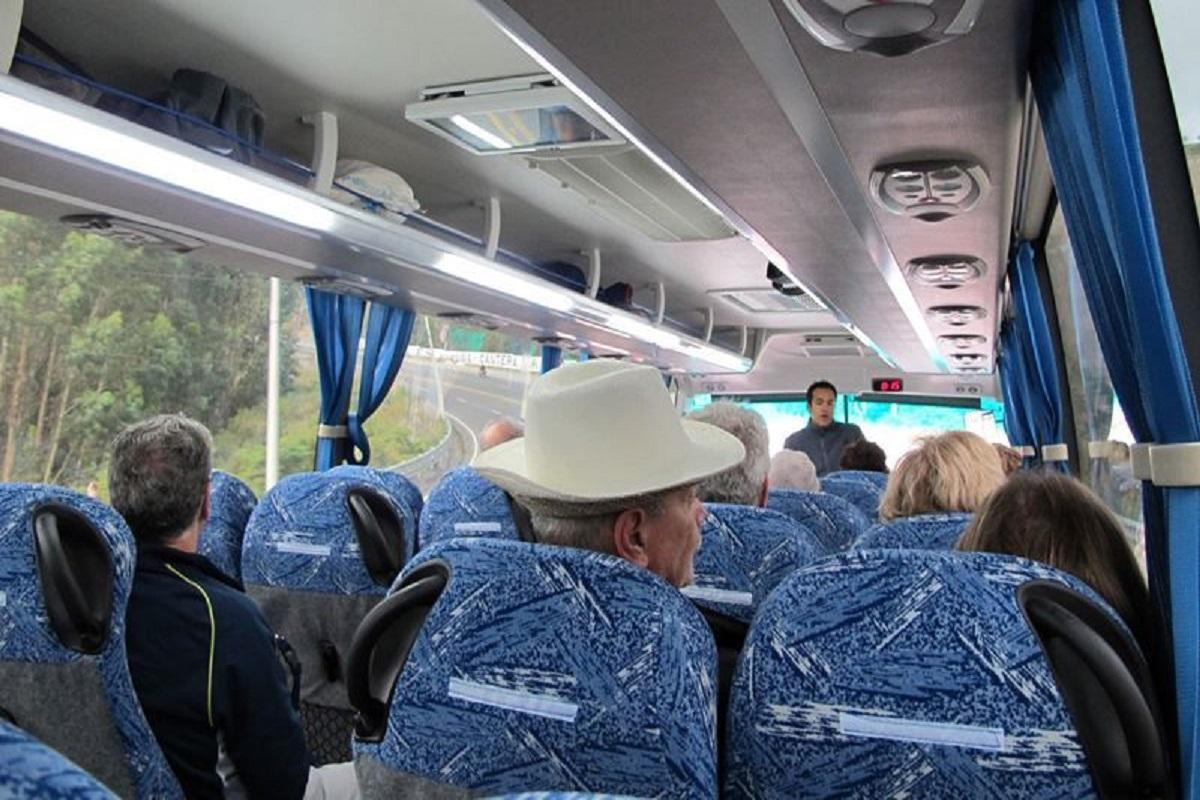 micro transporte turismo